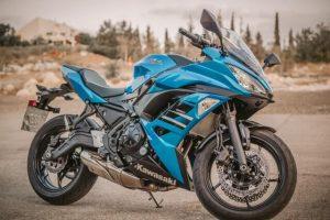 Moottoripyörä
